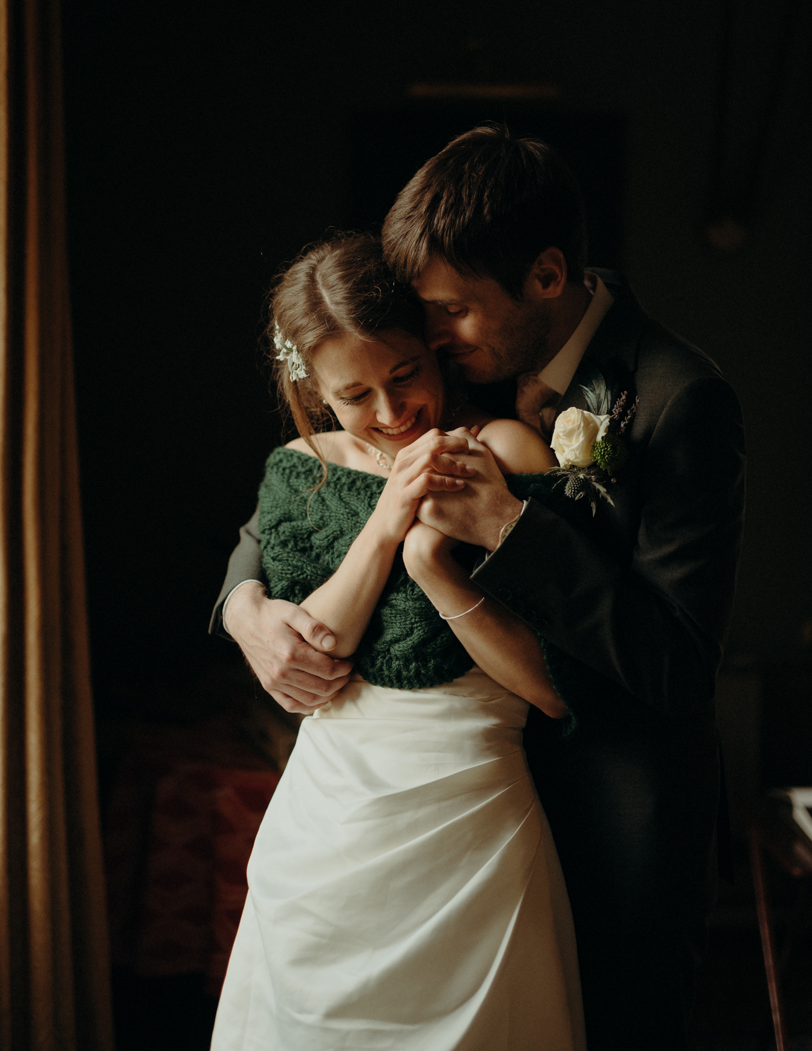 Alternative Wedding Ireland - Elopement photographer Ireland - Destination Photographer Europe-135.jpg