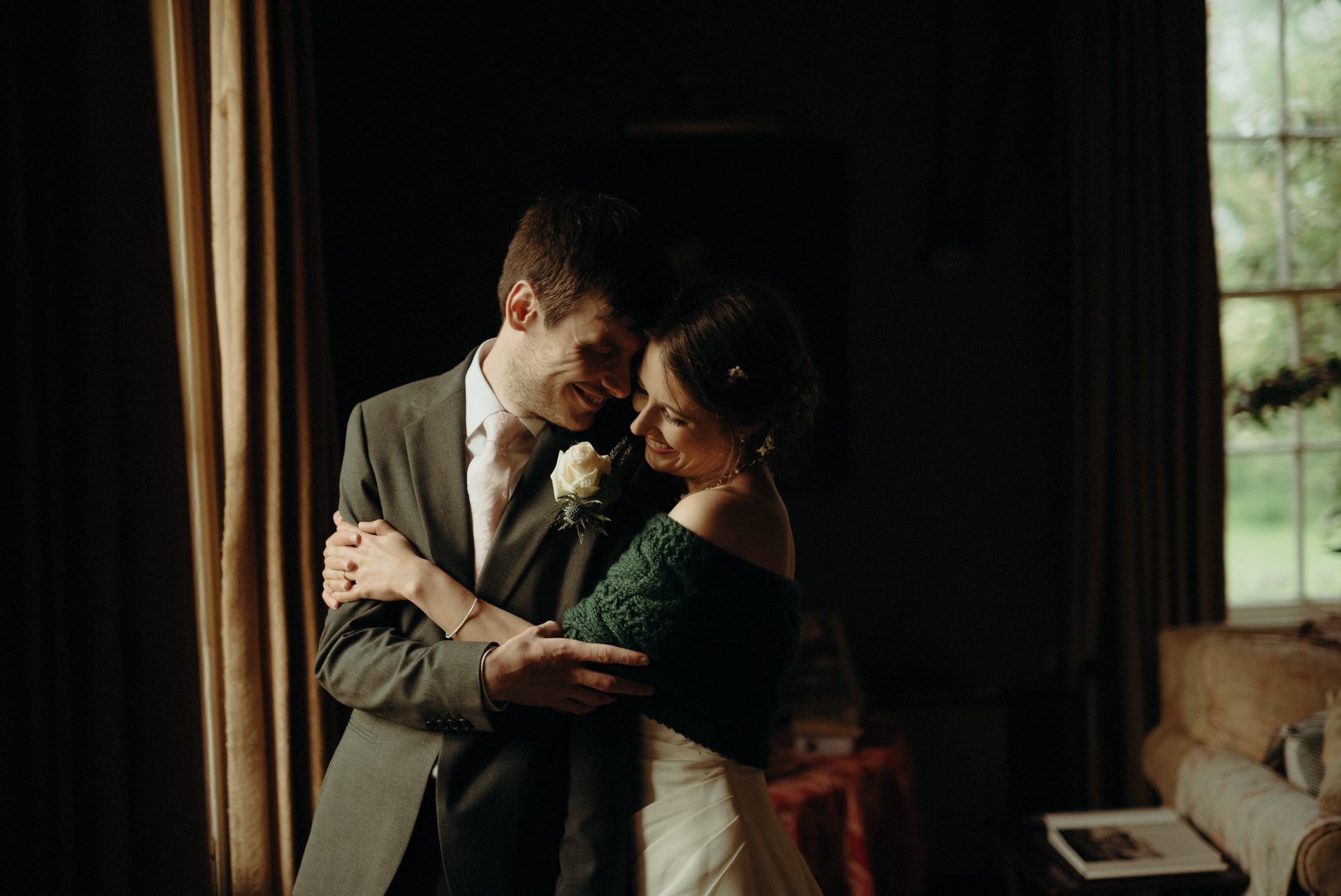 Alternative Wedding Ireland - Elopement photographer Ireland - Destination Photographer Europe-130.jpg