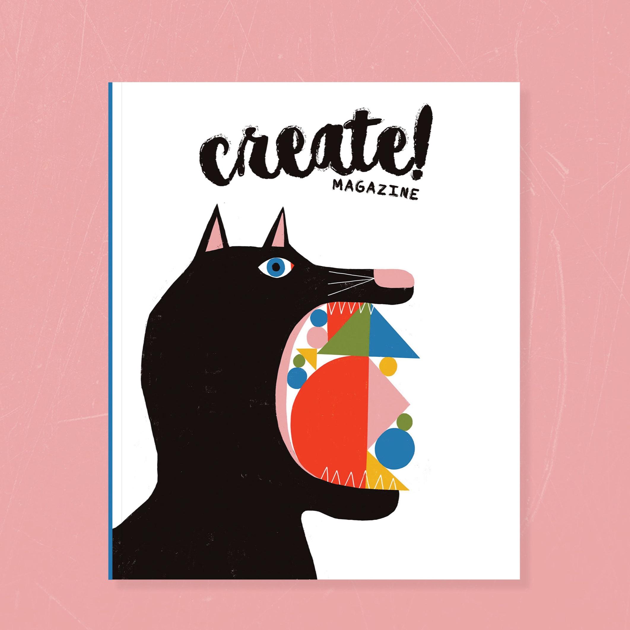 Create! Magazine Interview