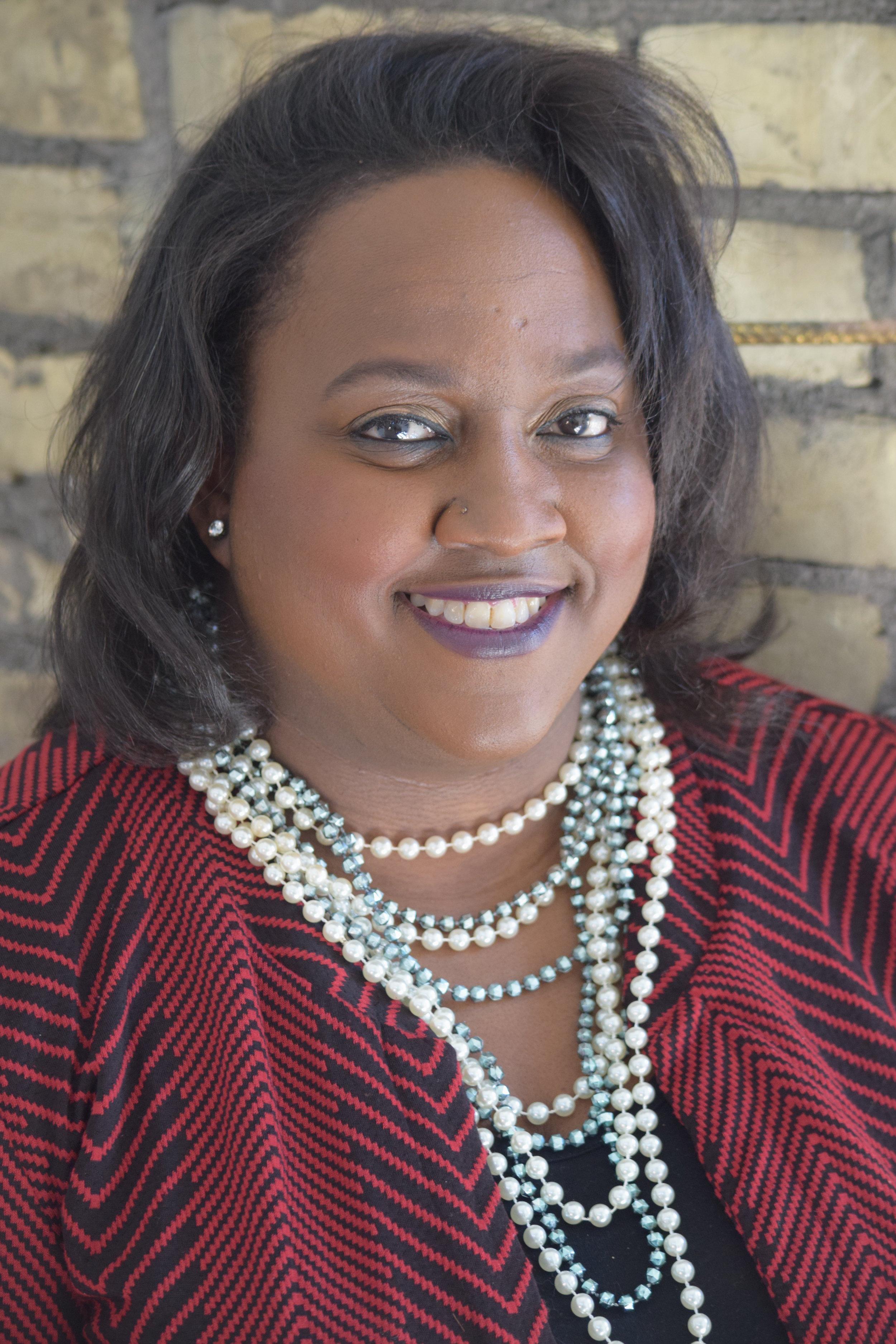 LaChrissa Spriggs   Executive Board