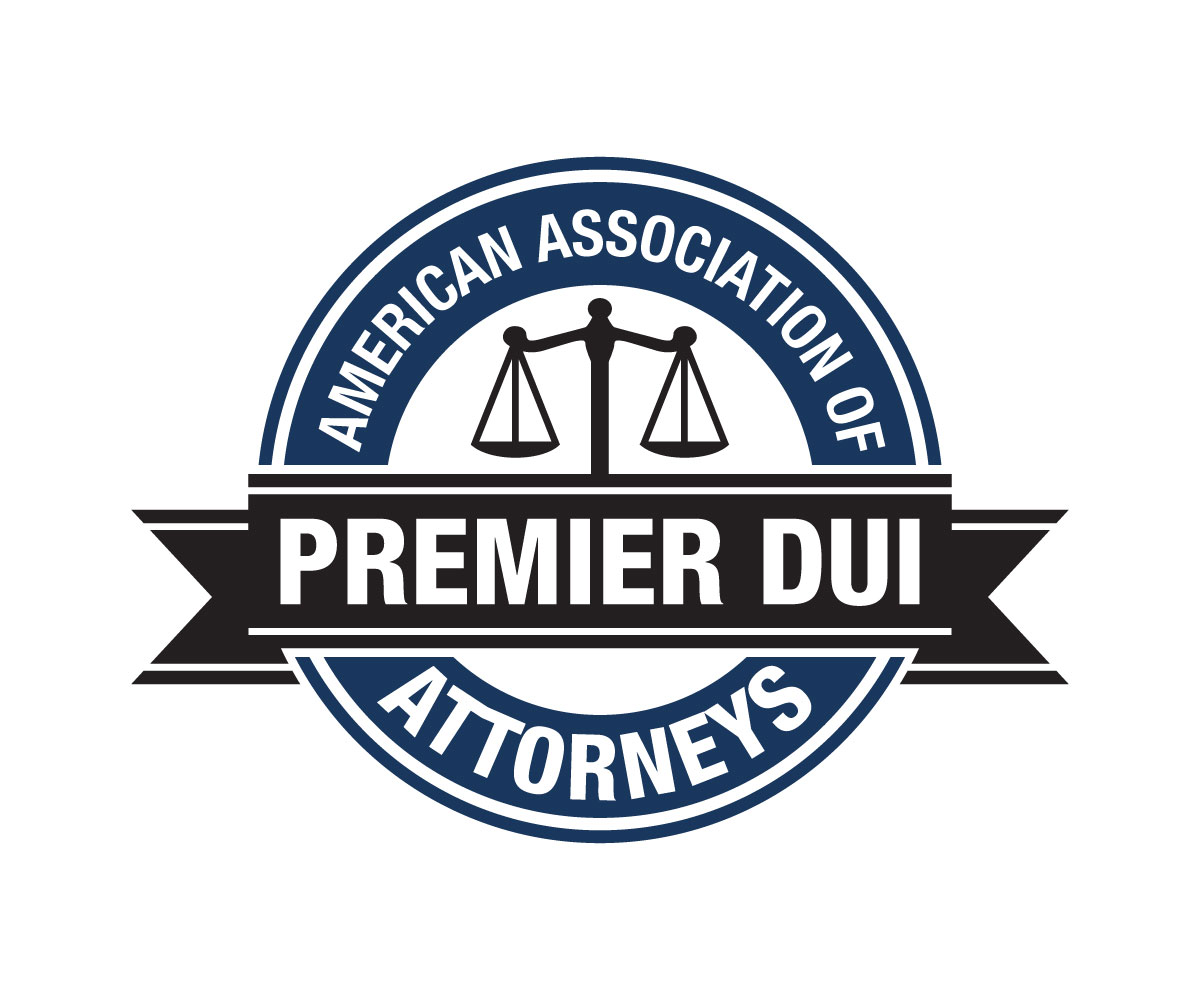 American Association of Attorneys Premier DUI Badge