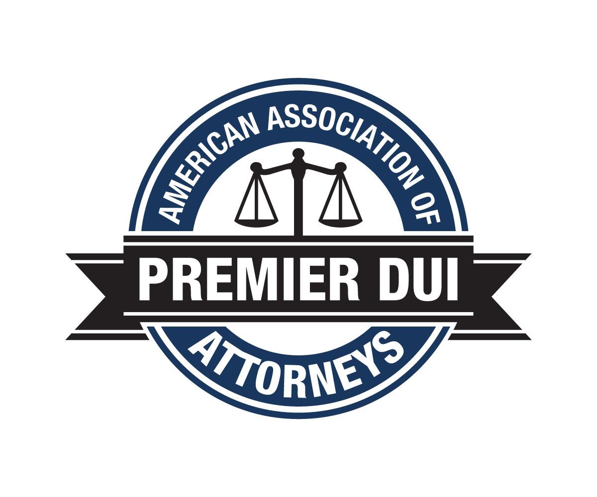 American Association of Attorneys Premier DUI Badge