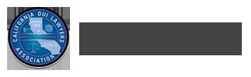 California DUI Lawyers Association Badge
