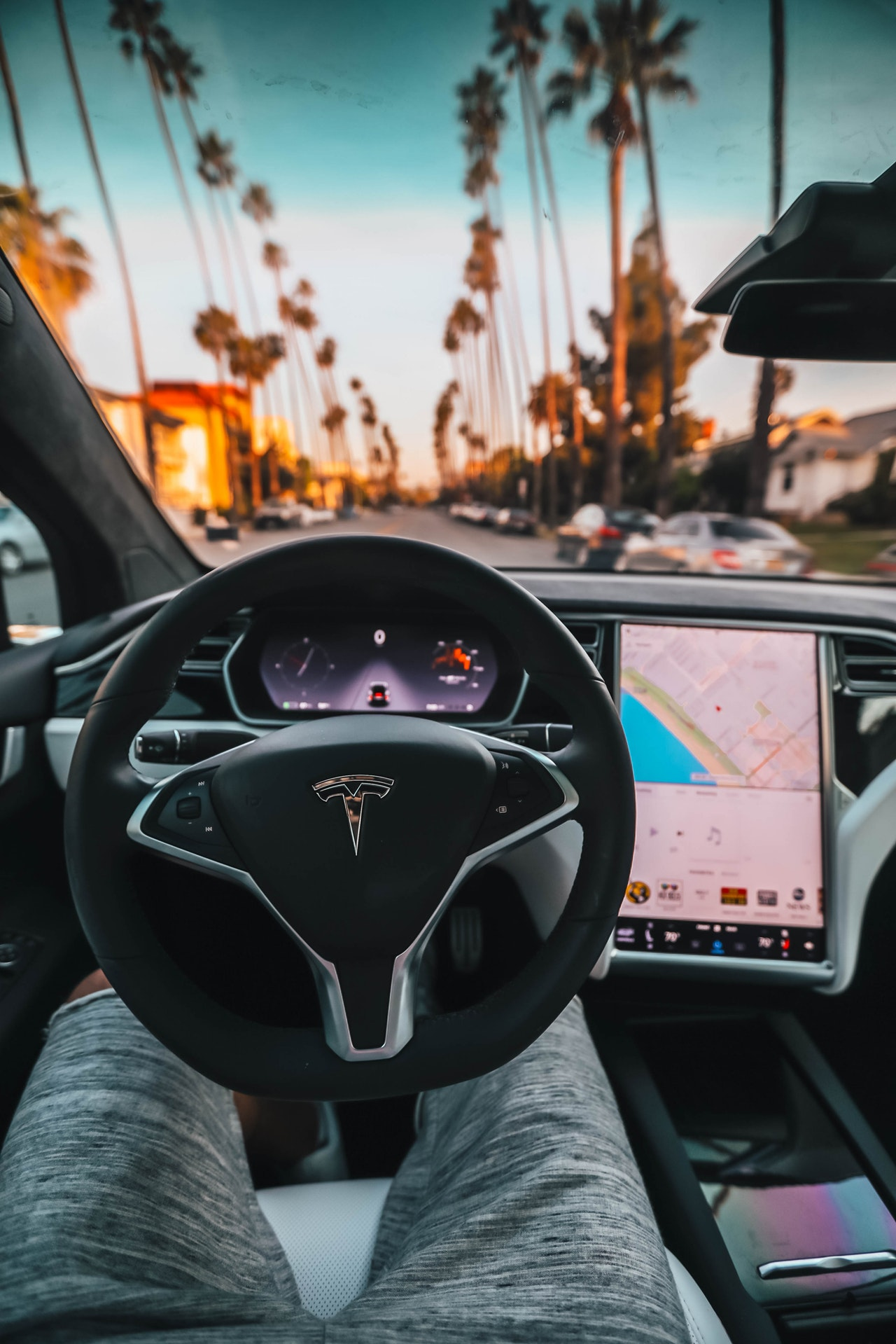 self driving cars dui and tesla no hands on the wheel
