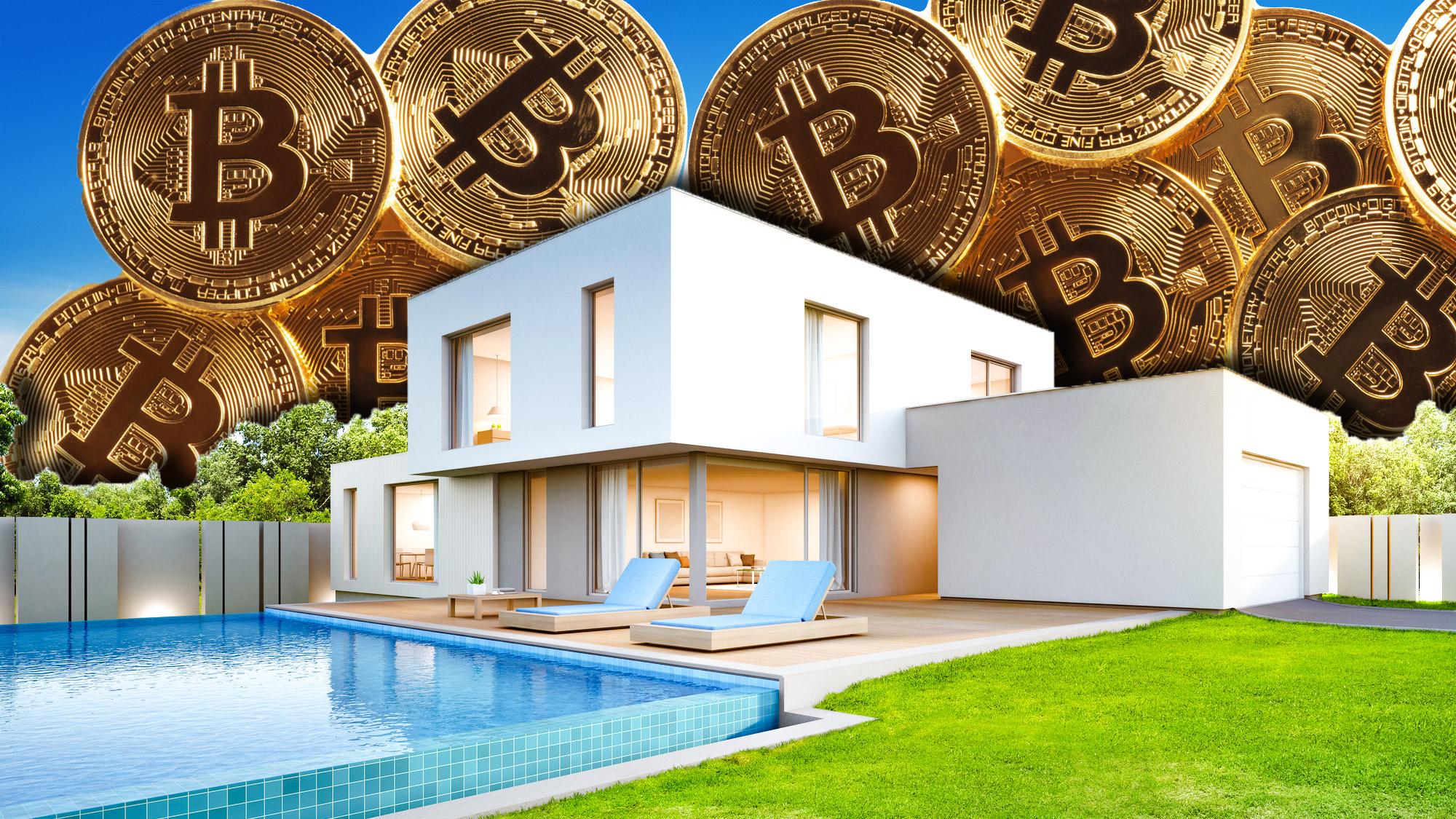 bitcoin villa