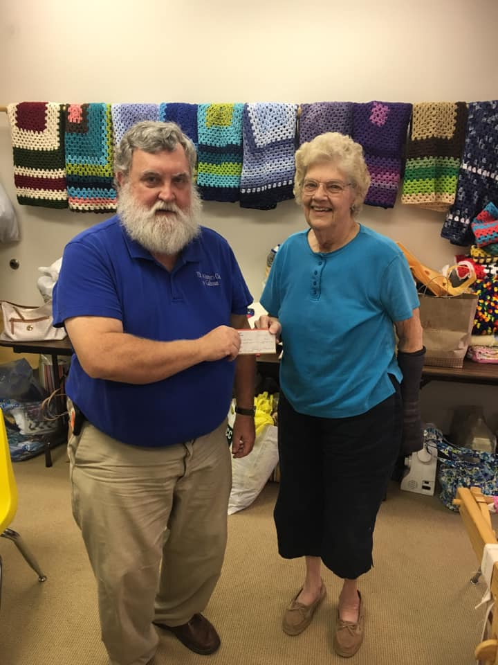 Belmont Baptist Sewing Group