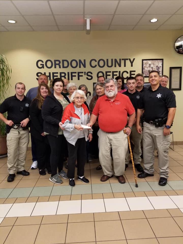 Gordon County Sheriff's Auxiliary
