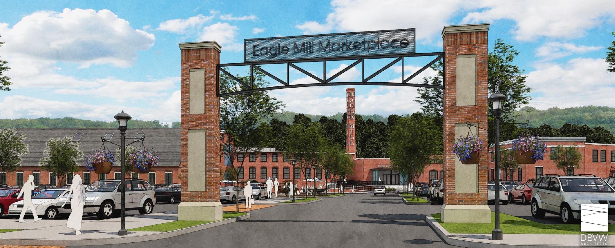 The Eagle Mill Public Market