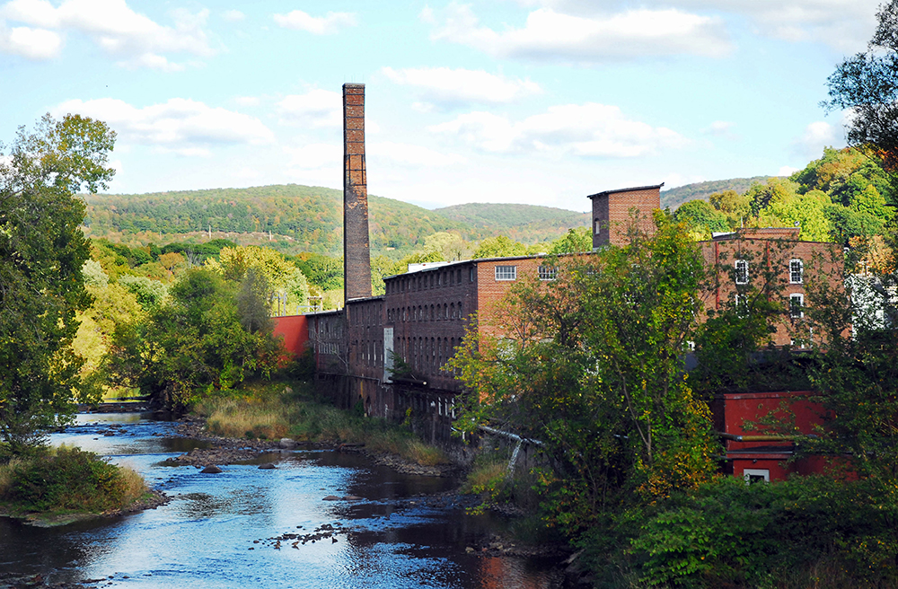 Housatonic River and Lee Mill