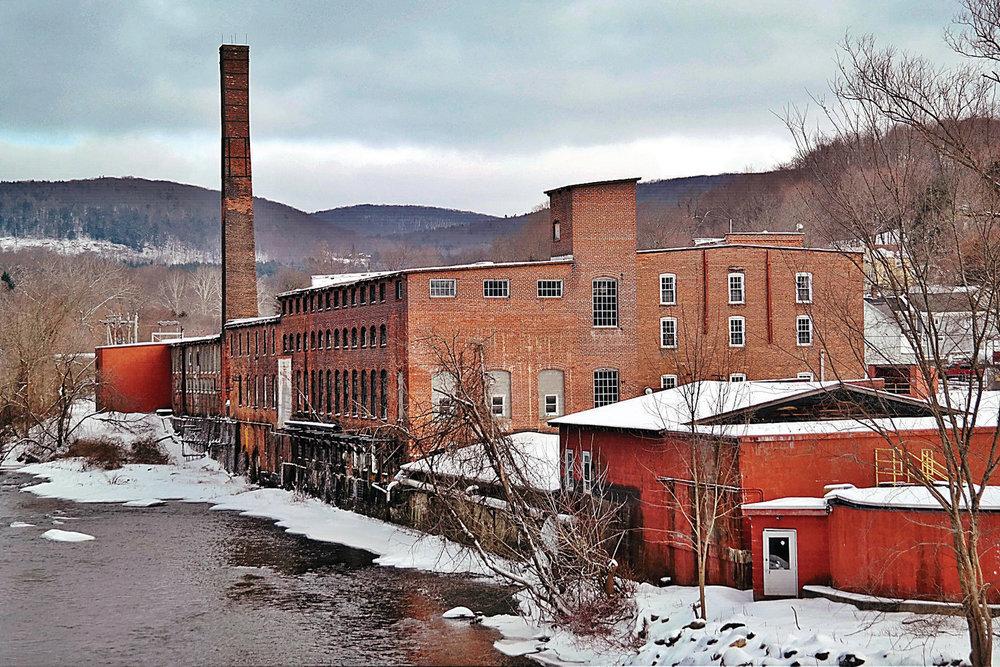 Eagle Mill, 2014. Berkshire Eagle photo