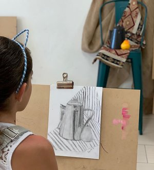 Instagram - Art classes for kids and adults