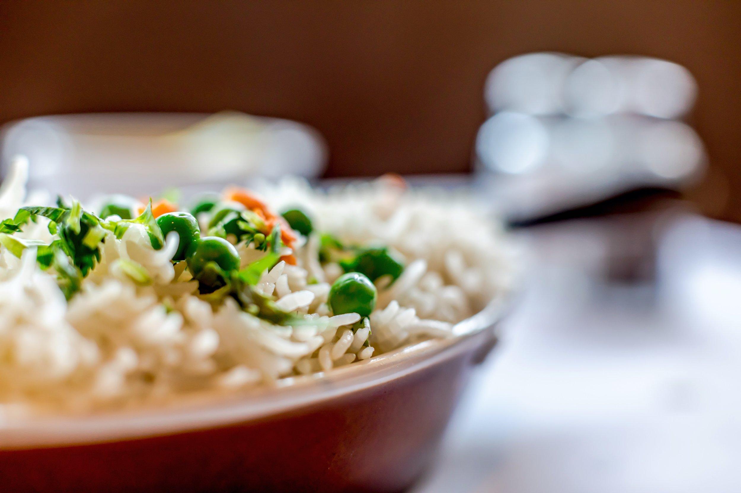 Basmati Rice - Classic Indian Favorite