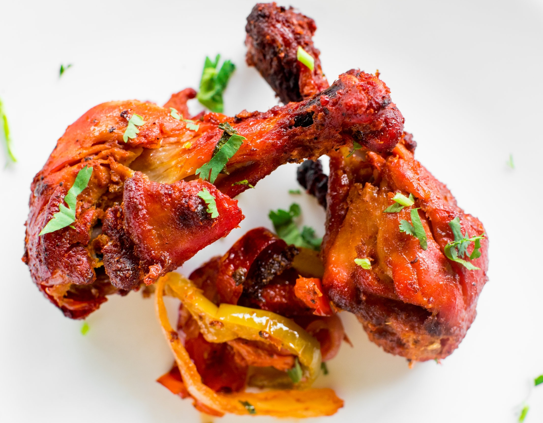Tandoori Chicken -