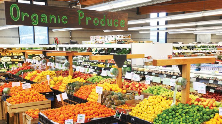 The produce section at Berkeley Bowl is not to be missed!
