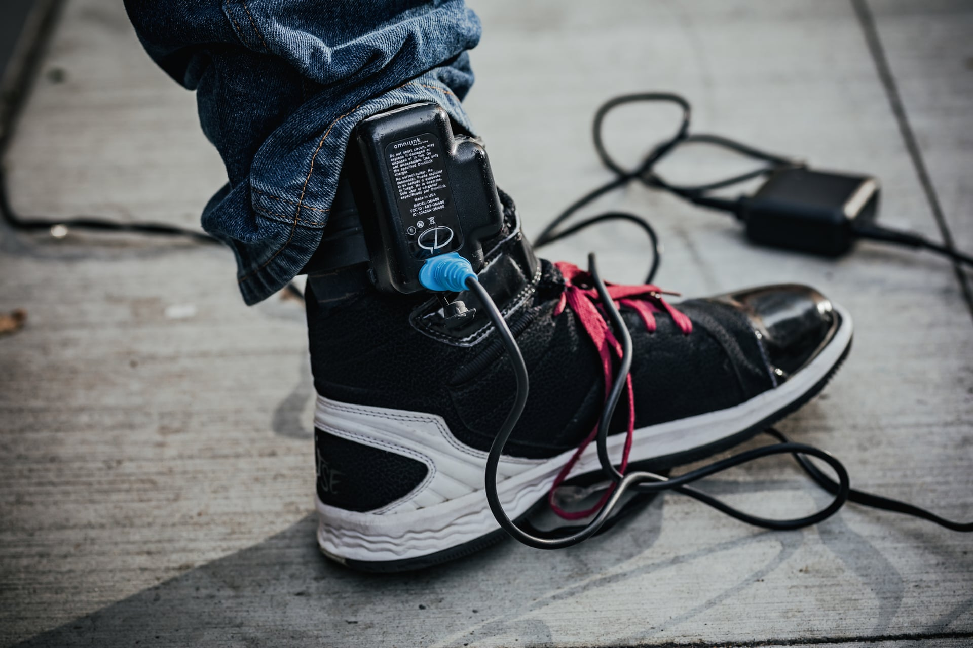 'Digital shackles': the unexpected cruelty of ankle monitors - The use of GPS monitors to track offenders is on the rise in the US. But wearers say it amounts to a new form of imprisonmentThe Guardian, August 2018