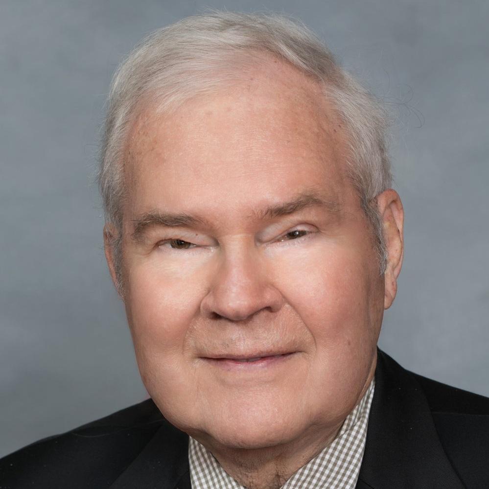 Senator Louis Pate announces retirement
