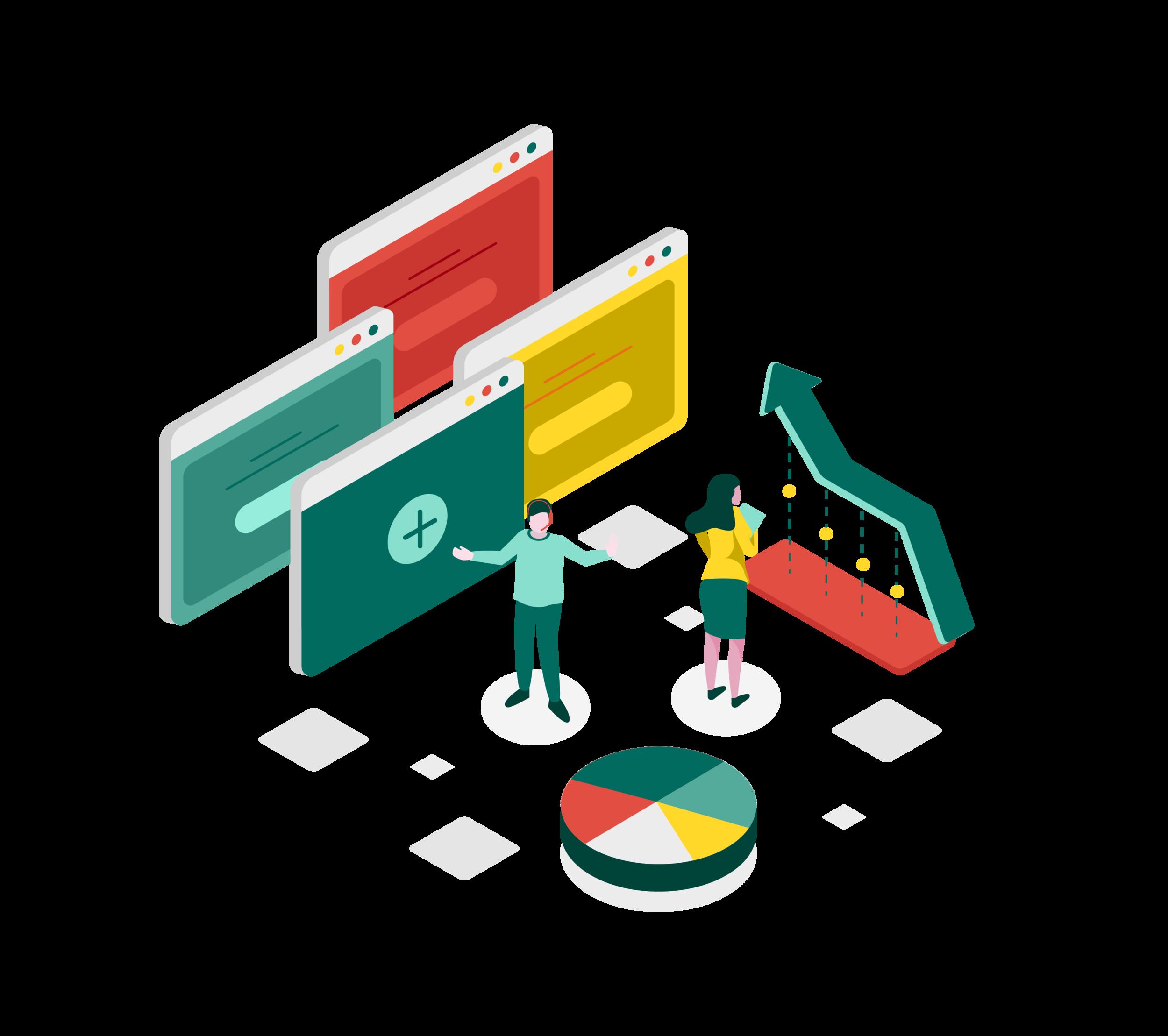 Branding - Il est maintenant primordial d'avoir une image de marque unique et accrocheuse dans notre monde ou le consommateur prend ses décisions d'achats sur l'identité et les valeurs du vendeur plutôt que sur le produit. Notre équipe vous aidera à vous positionner et à développer votre identité unique à travers votre message et vos valeurs et à la diffuser avec de nouveaux logos, site web, cartes professionnelles et brochures. Soyez accrocheur, soyez vous.