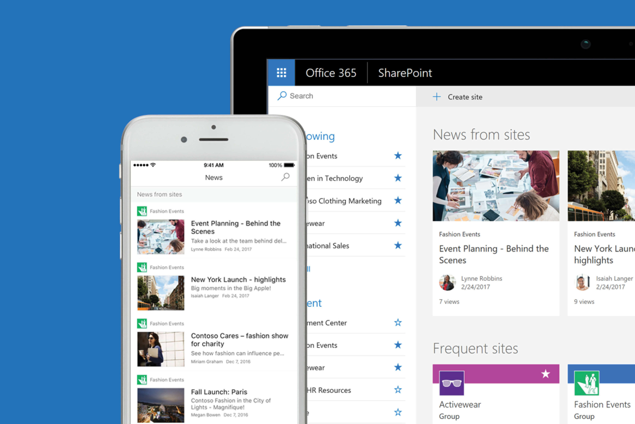 SharePoint Integration - SharePoint is a customizable team software collaboration platform used to help store, organize, share, and access information. We will take your teams to the next level and maximize in-team collaboration by integrating SharePoint into your business.
