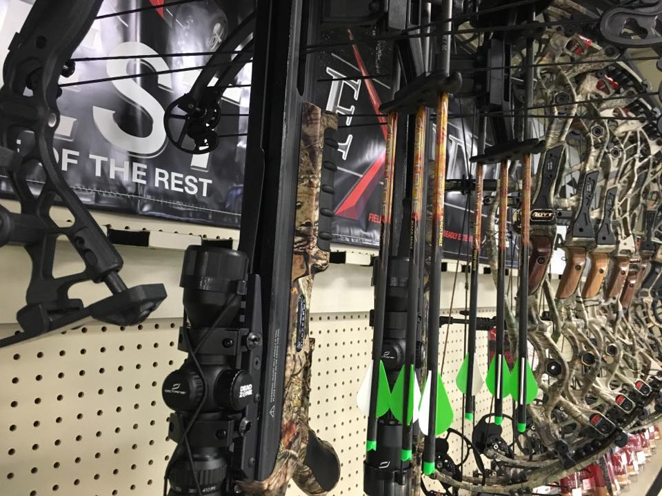 Smith's Woods and Waters - Perry CountySmith's Woods & Waters is a hunting, shooting, fishing, and outdoor store located in Bonnyman, KY, just outside the Hazard, KY city limits.