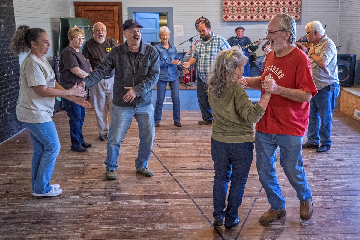 Carcassonne Community Center - Carcassonne Community Center hosts monthly Traditional Mountain Square Dances from March-November. Dances are from 6-9pm on the second Saturday of the month, except for October, which is on 3rd Saturday. We believe it is the longest-running community-sponsored square dance in Kentucky, and possibly the nation. We host many other community events including special pot-luck meals, holiday gatherings, recreation nights, and peer tutoring.