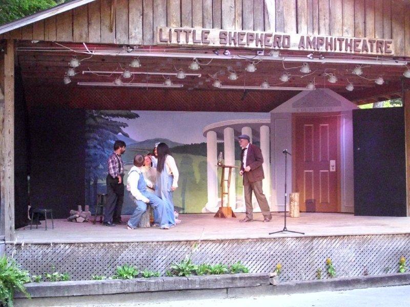 Little Shepherd of Kingdom Come Outdoor Drama - Letcher CountyJohn Fox, Jr.'s