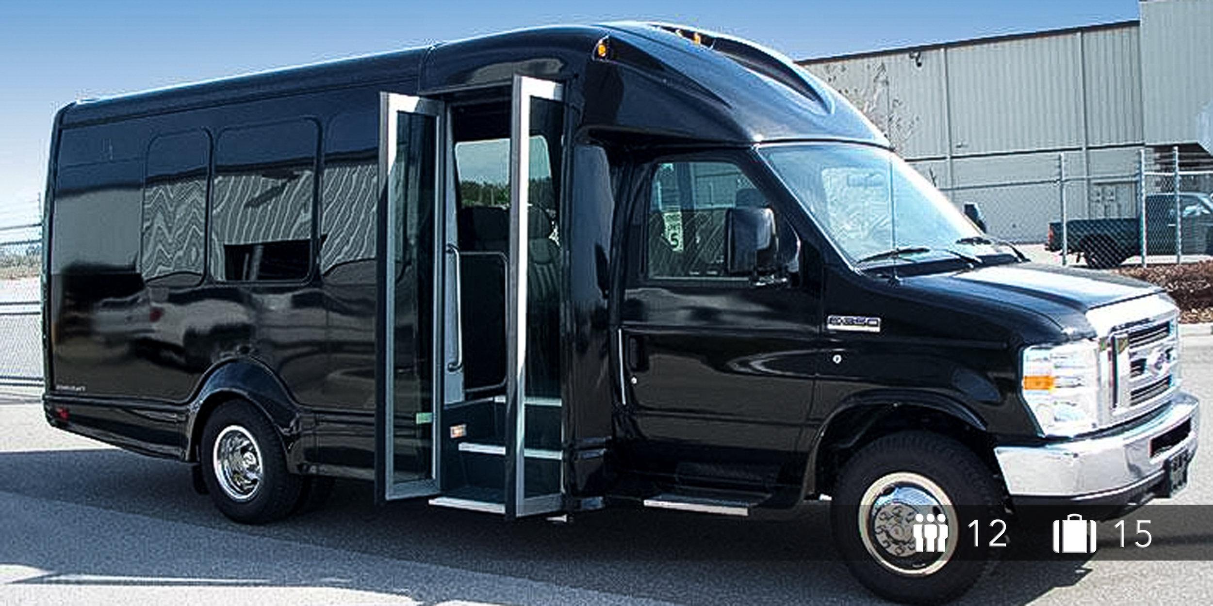 Executive Van -