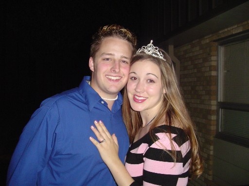 4.25.04 The night he proposed!