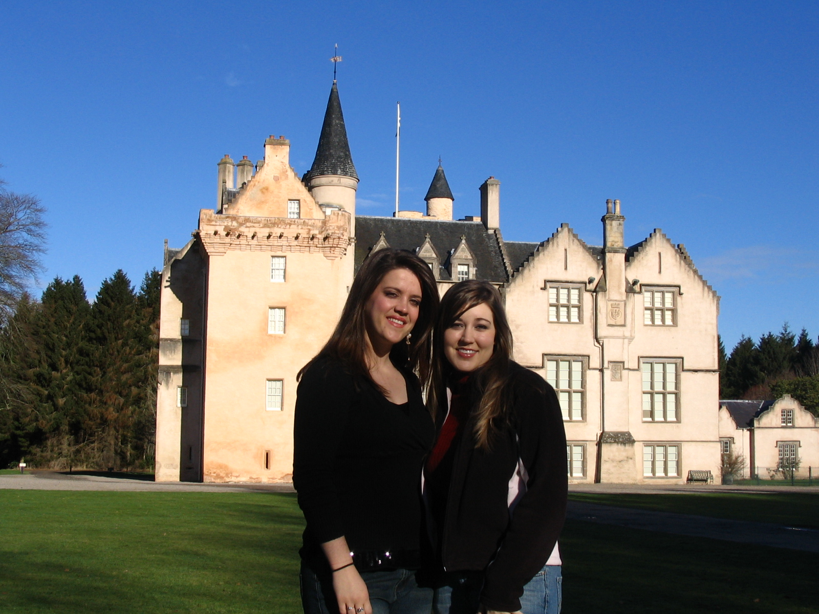 3.14.06 With my Jilly in Scotland!
