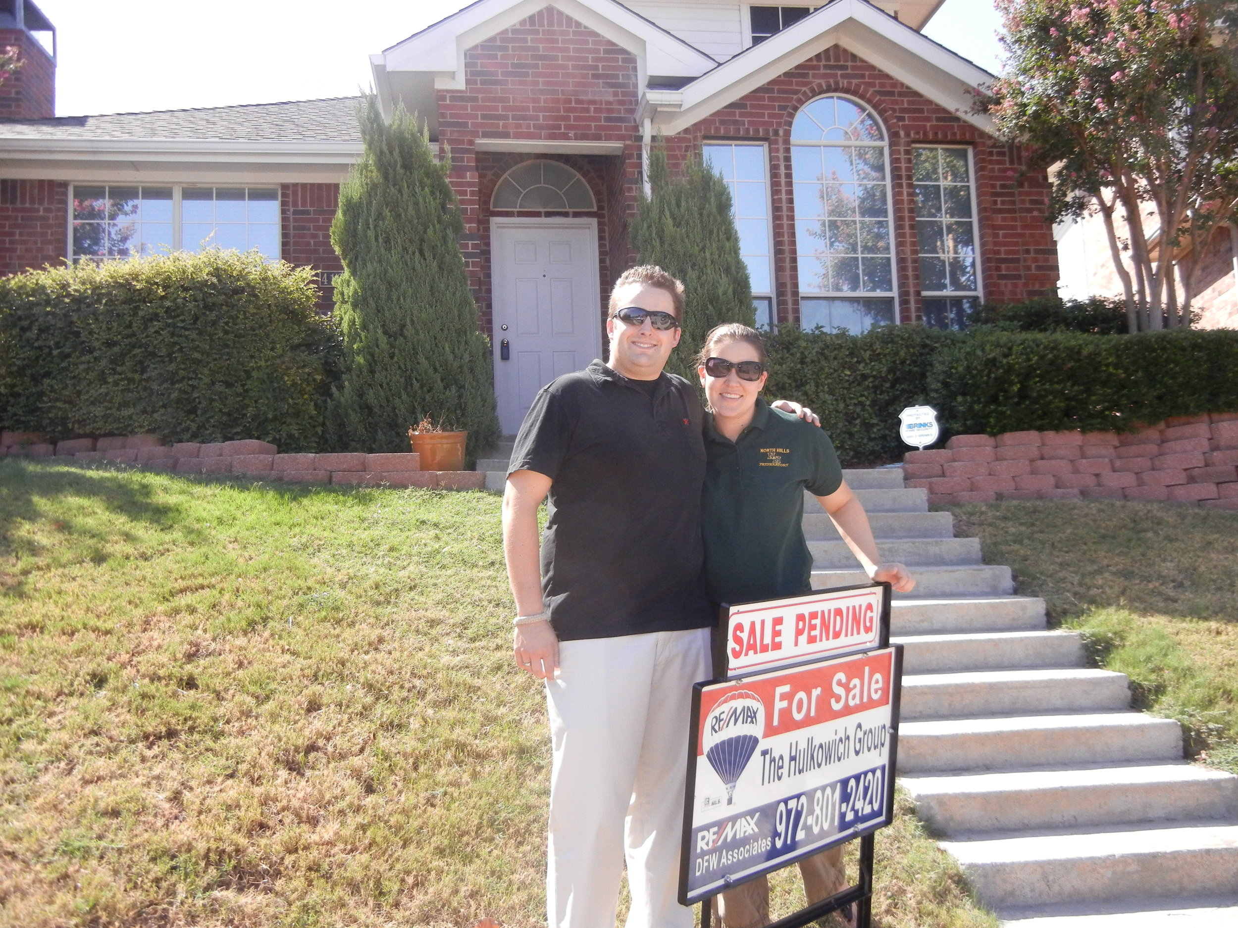 8.9.11 That time we bought our first house!