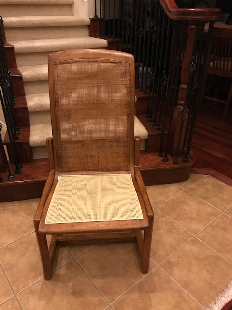 Cane Seats -