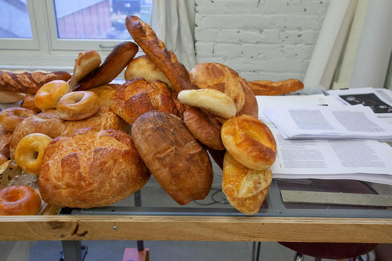 Faux breads