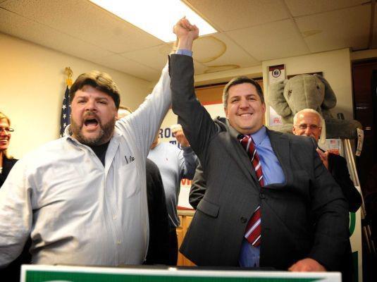 Hwy. Supt. Losquadro Elected
