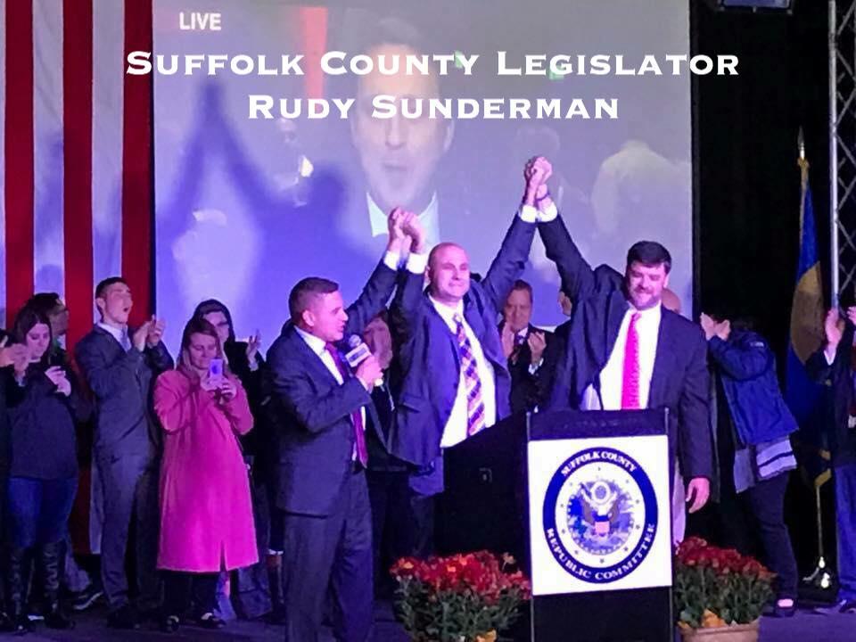 Electing Rudy Sunderman to SC Legislature