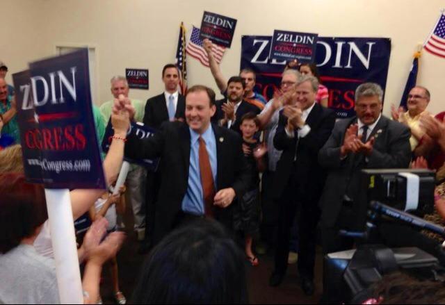 Electing Lee Zeldin to Congress