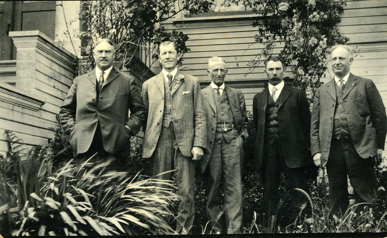 Original THS Trustees