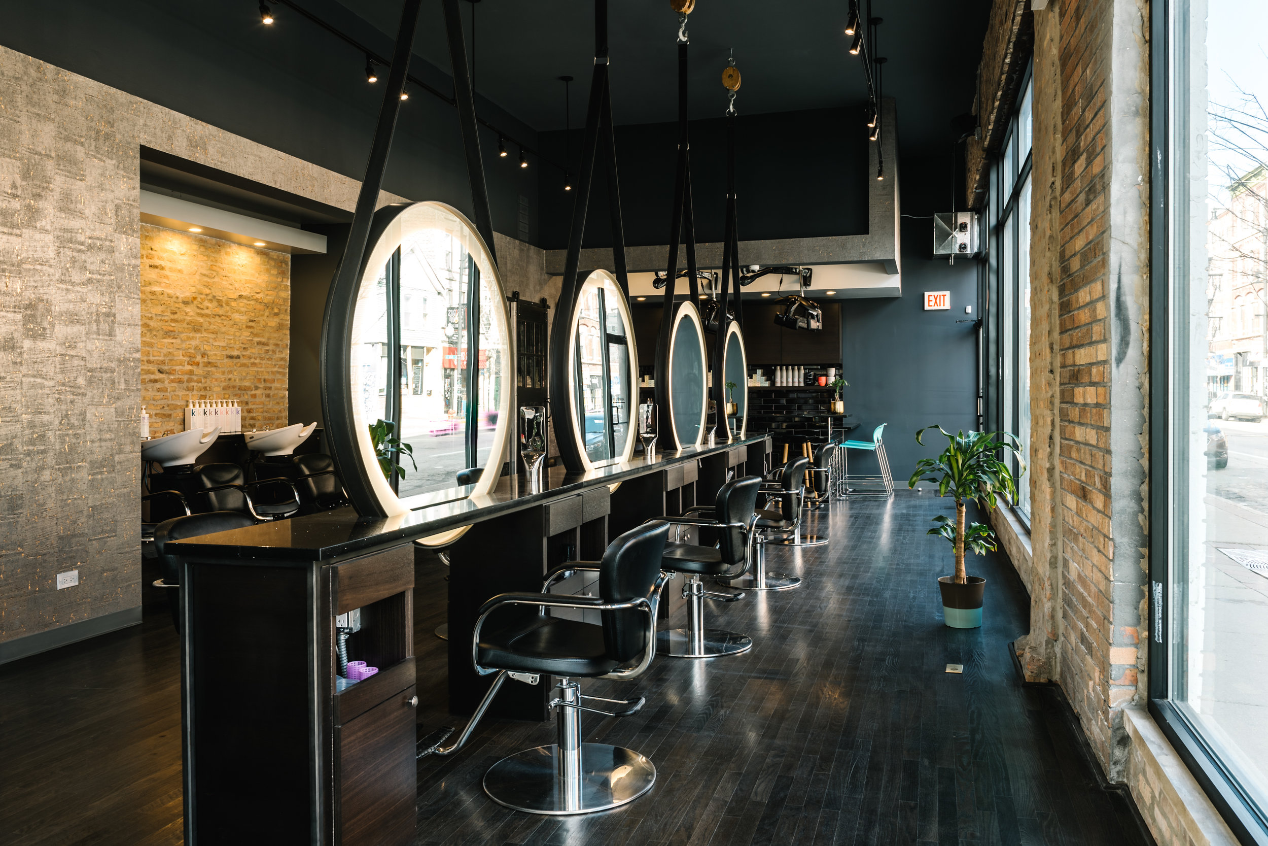 Expand Salon online Designed By apparels by Salon Branding