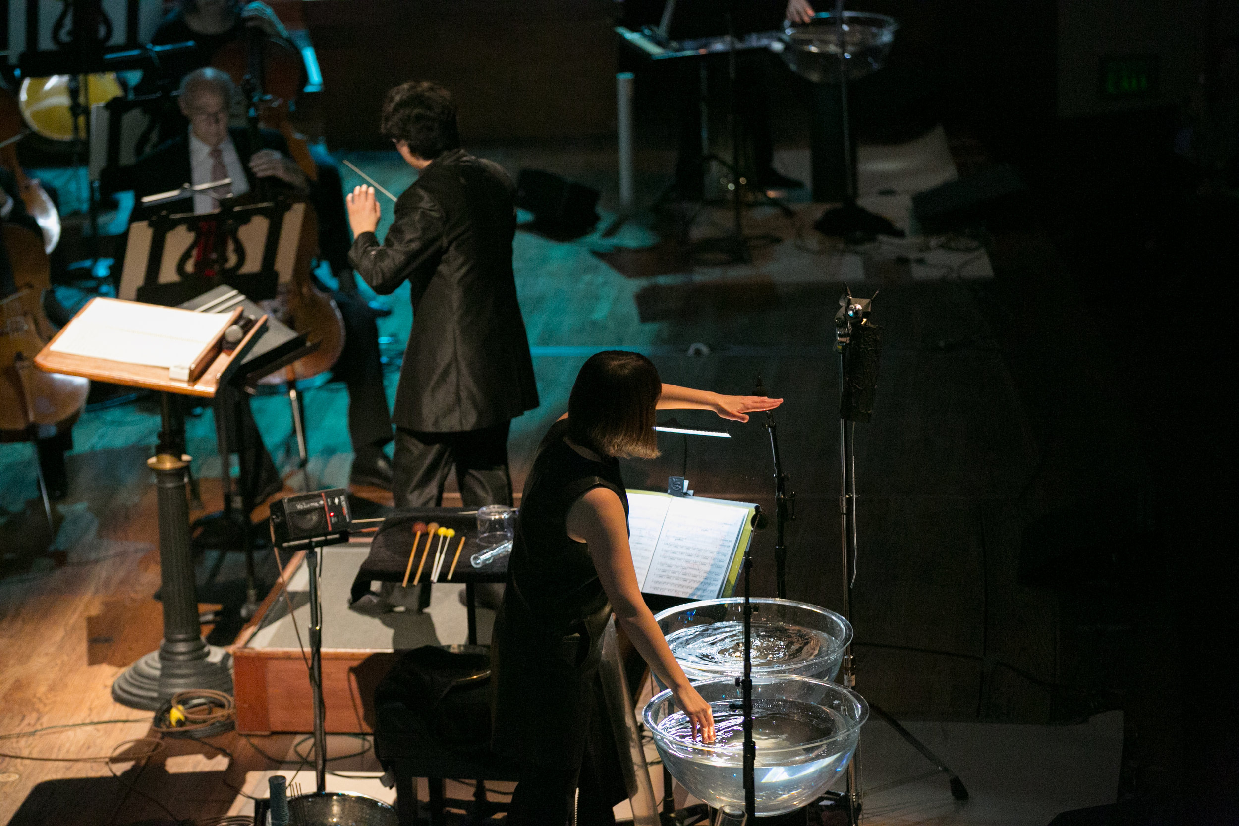 Tan Dun's Water Concerto for Chinese New Year