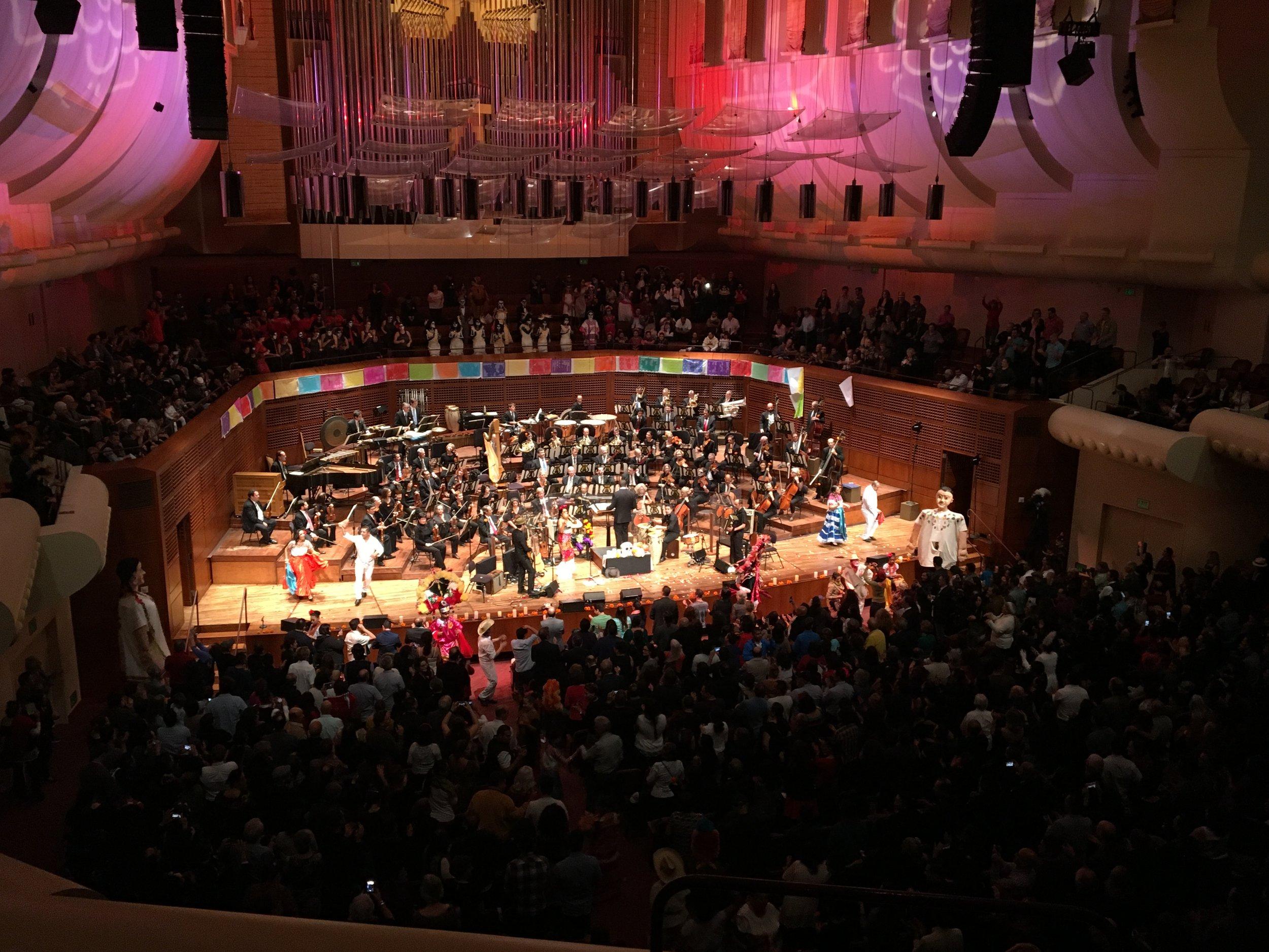 Día de los Muertos at the San Francisco Symphony