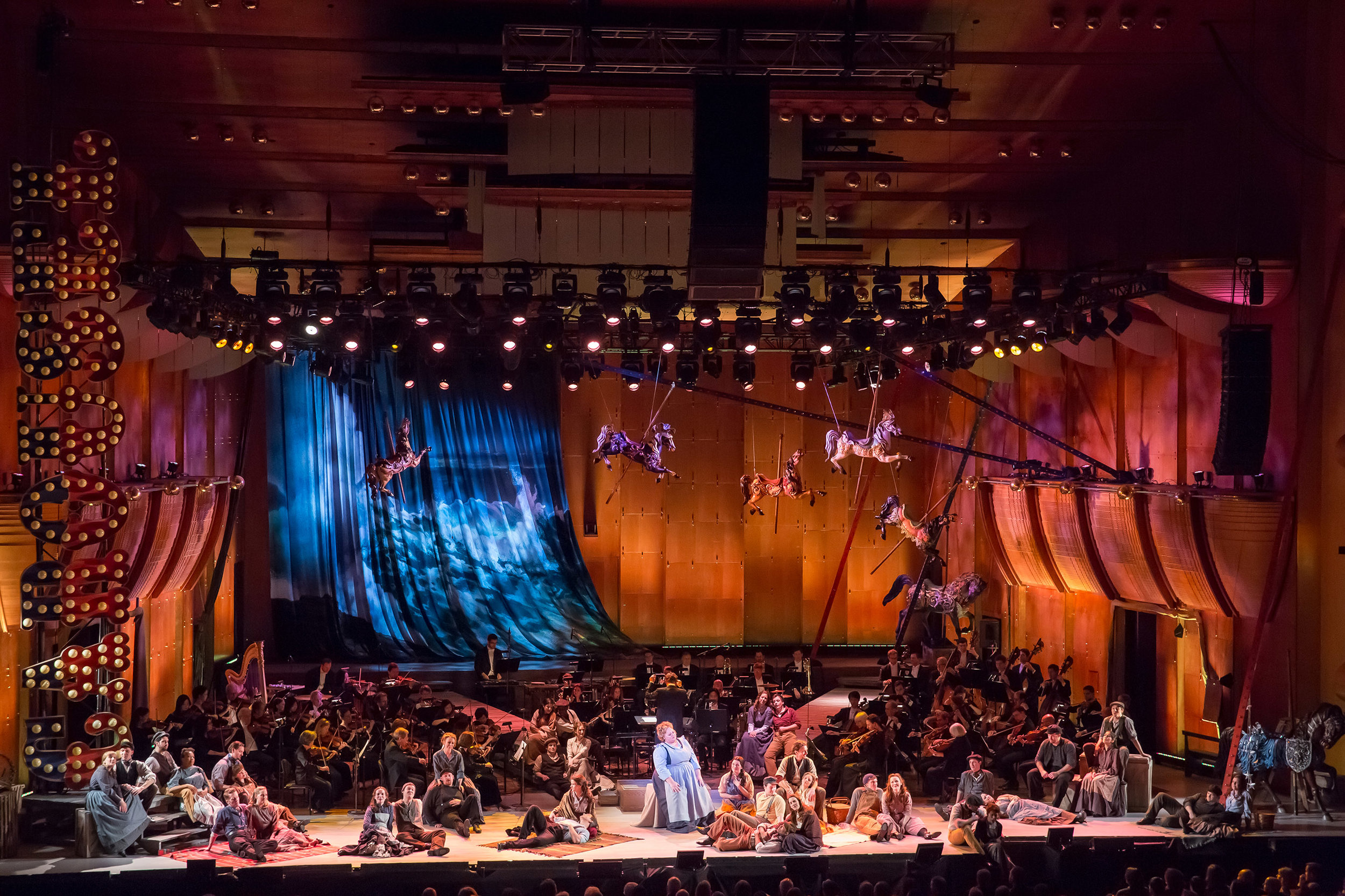 """Rodgers & Hammerstein's """"Carousel"""""""