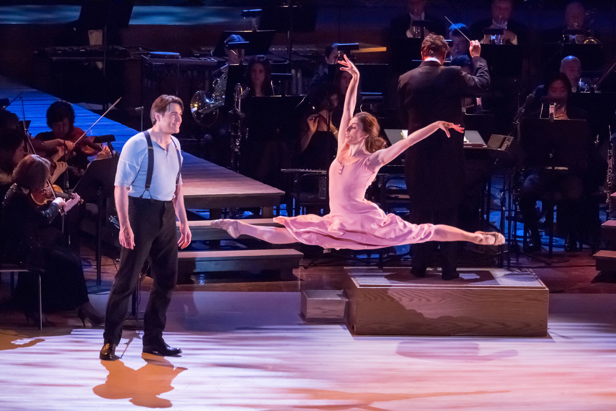 """""""Heaven's Ballet"""" from Rodgers & Hammerstein's """"Carousel"""""""