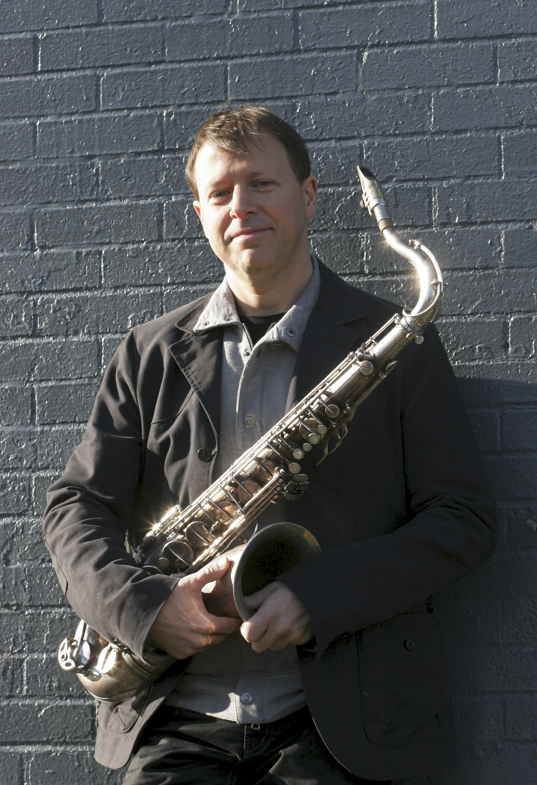 """Chris Potter - A world-class soloist, accomplished composer and formidable bandleader, saxophonist Chris Potter has emerged as a leading light of his generation. Down Beat called him """"One of the most studied (and copied) saxophonists on the planet"""" while Jazz Times identified him as """"a figure of international renown."""" Jazz sax elder statesman Dave Liebman called him simply, """"one of the best musicians around,"""" a sentiment shared by the readers of Down Beat in voting him second only to tenor sax great Sonny Rollins in the magazine's 2008 Readers Poll.A potent improvisor and the youngest musician ever to win Denmark's Jazzpar Prize, Potter's impressive discography includes 15 albums as a leader and sideman appearances on over 100 albums. He was nominated for a Grammy Award for his solo work on """"In Vogue,"""" a track from Joanne Brackeen's 1999 album Pink Elephant Magic, and was prominently featured on Steely Dan's Grammy- winning album from 2000, Two Against Nature. He has performed or recorded with many of the leading names in jazz, such as Herbie Hancock, Dave Holland, John Scofield, the Mingus Big Band, Jim Hall, Paul Motian, Dave Douglas, Ray Brown and many others.His most recent recording, Ultrahang, is the culmination thus far of five years' work with his Underground quartet with Adam Rogers on guitar, Craig Taborn on Fender Rhodes, and Nate Smith on drums. Recorded in the studio in January2009 after extensive touring, it showcases the band at its freewheeling yet cohesive best.Since bursting onto the New York scene in 1989 as an 18-year-old prodigy with bebop icon Red Rodney (who himself had played as a young man alongside the legendary Charlie Parker), Potter has steered a steady course of growth as an instrumentalist and composer-arranger. Through the '90s, he continued to gain invaluable bandstand experience as a sideman while also making strong statements as a bandleader-composer-arranger. Acclaimed outings like 1997's Unspoken (with bassist and mentor Dave Hol"""