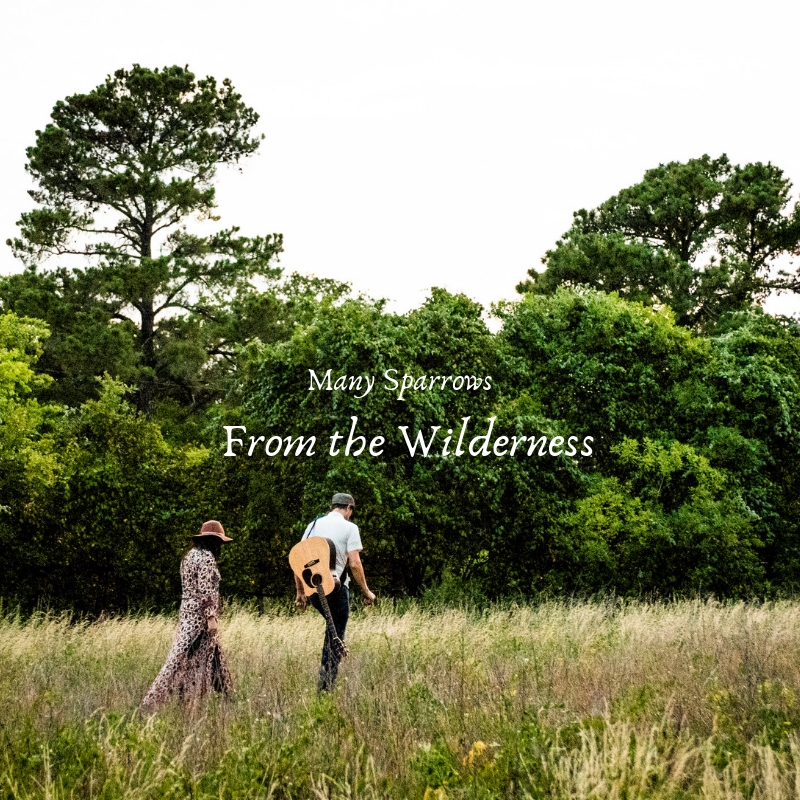 New Many Sparrows album now available for pre-purchase! - The new album, From the Wilderness, is in pre-sale mode; purchase now before the official February 8th release date! Every song on this album was birthed from a place of hope in the midst of trial, and an unwavering belief in God's goodness despite life's at times harrowing disappointment and uncertainty. No matter what we go through, Christ is our anchor in the storm; our bellwether of good things to come. If we keep our eyes and hearts fixed on Him, we will find ourselves coming up from the wilderness with a testimony of his faithfulness to us.As with the single, 100% of all proceeds from this album will go directly to benefit Love for the Least, and the amazing work they are doing with the refugees in Northern Iraq. Thank you for helping us to be a blessing to those who have lost so much. It is our heart's cry that they will come to know the love of the Father, whose heart beats for them.*Click on the image at left to go to Amazon to download. Also available on iTunes!