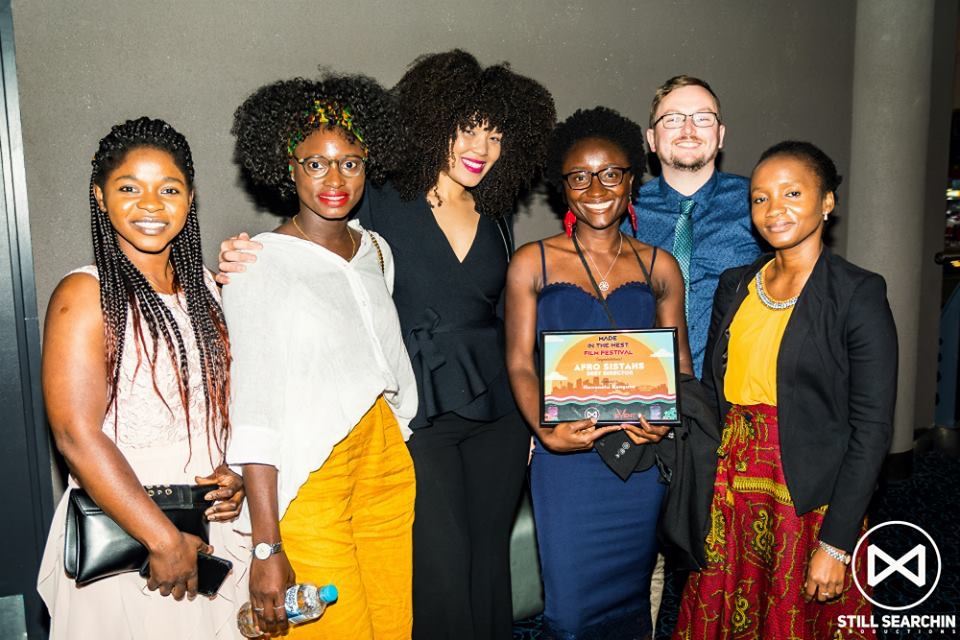 Afro Sistahs at Made in the West FF