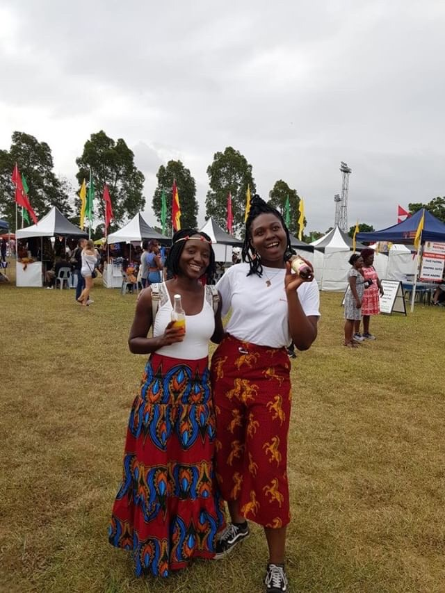 Afro Sistahs at Africultures Festival (2019)