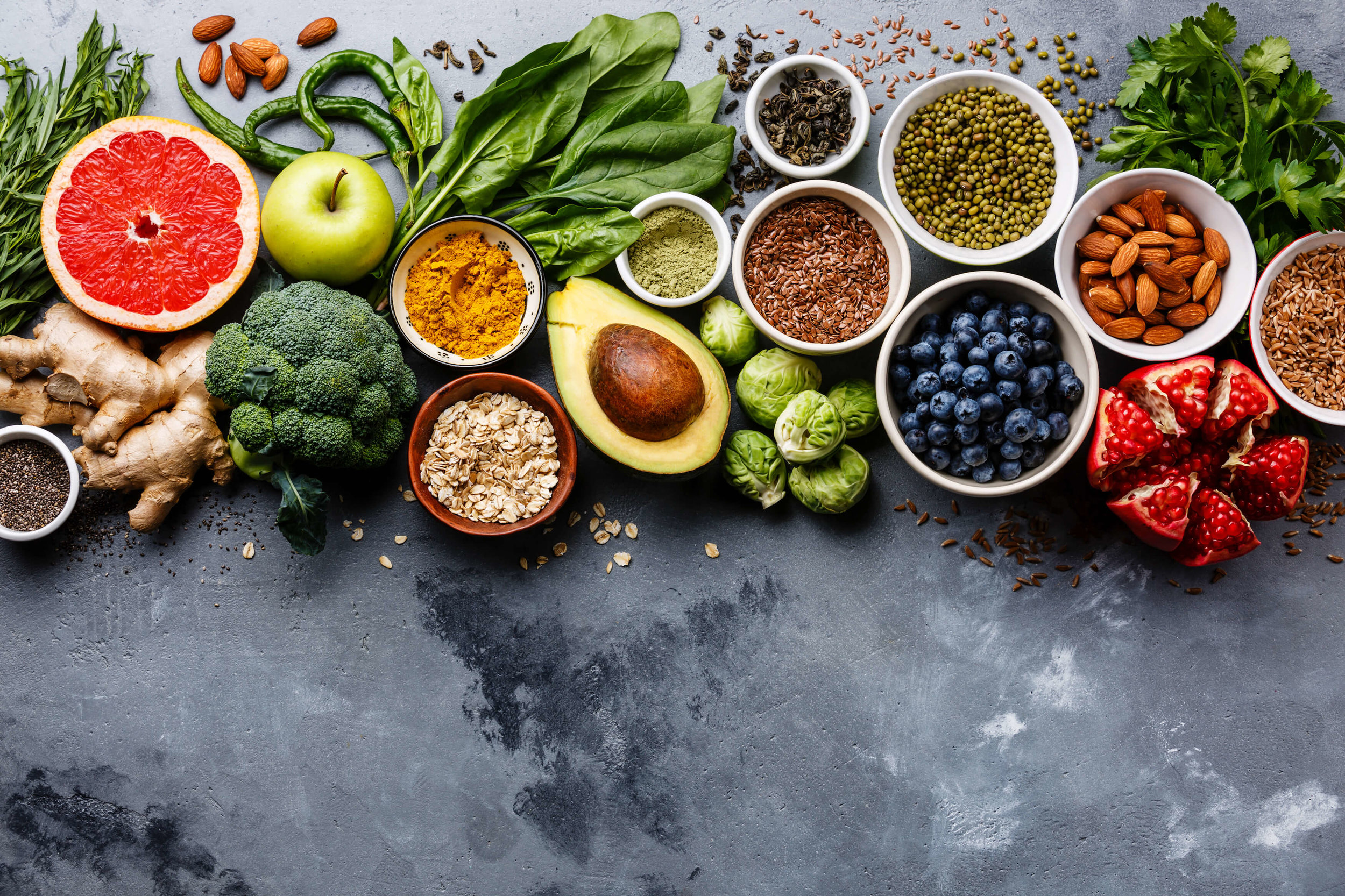 Consultation + Meal Preparation - In addition to the Consultation and personalized client information package, you will receive freshly prepared meals, customized to fit your dietary needs.