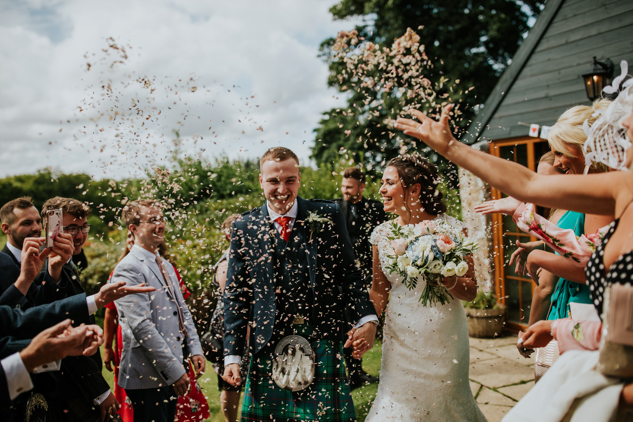 Photograph - Ross Alexander Photography (details on Suppliers page)