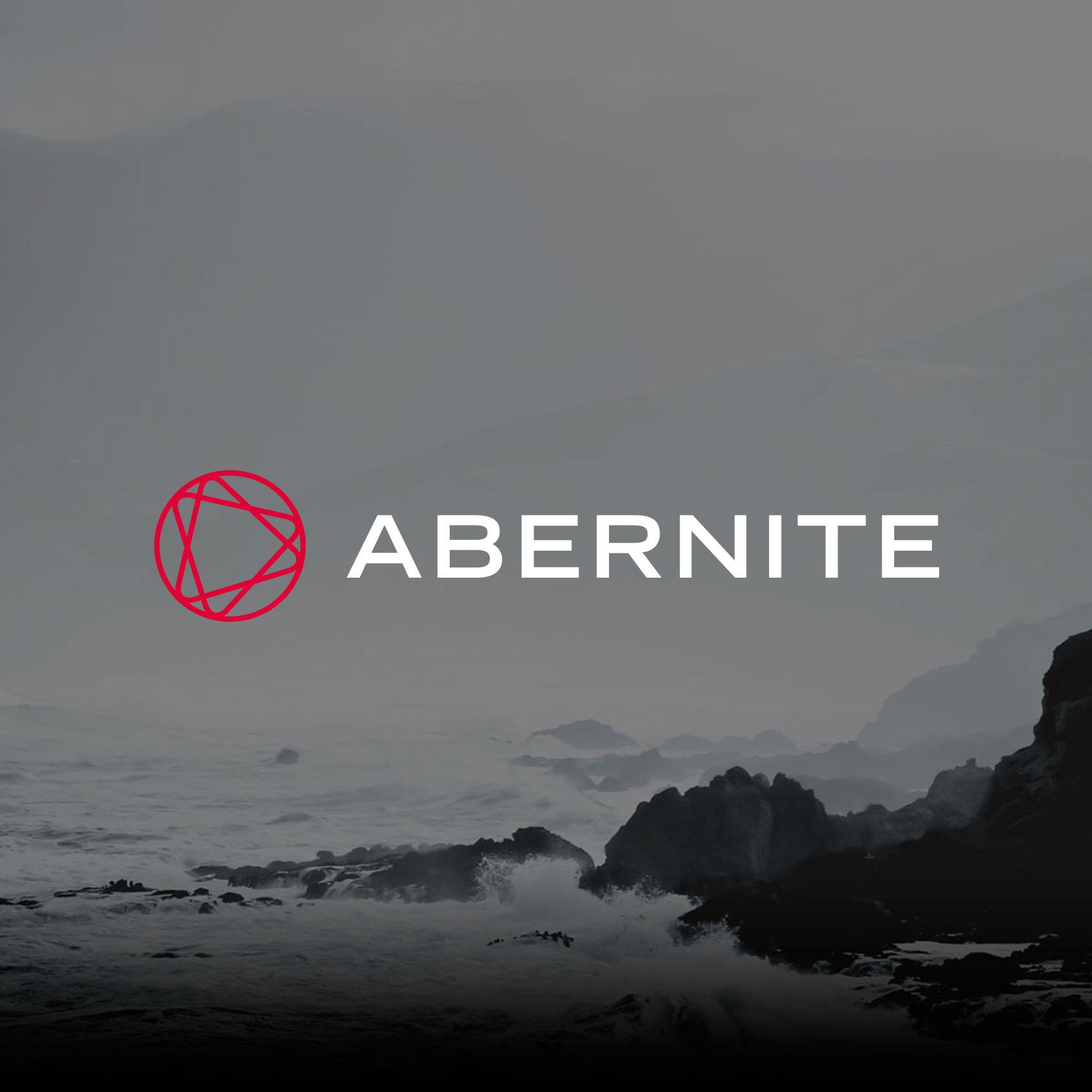 Modern logo design for Abernite London