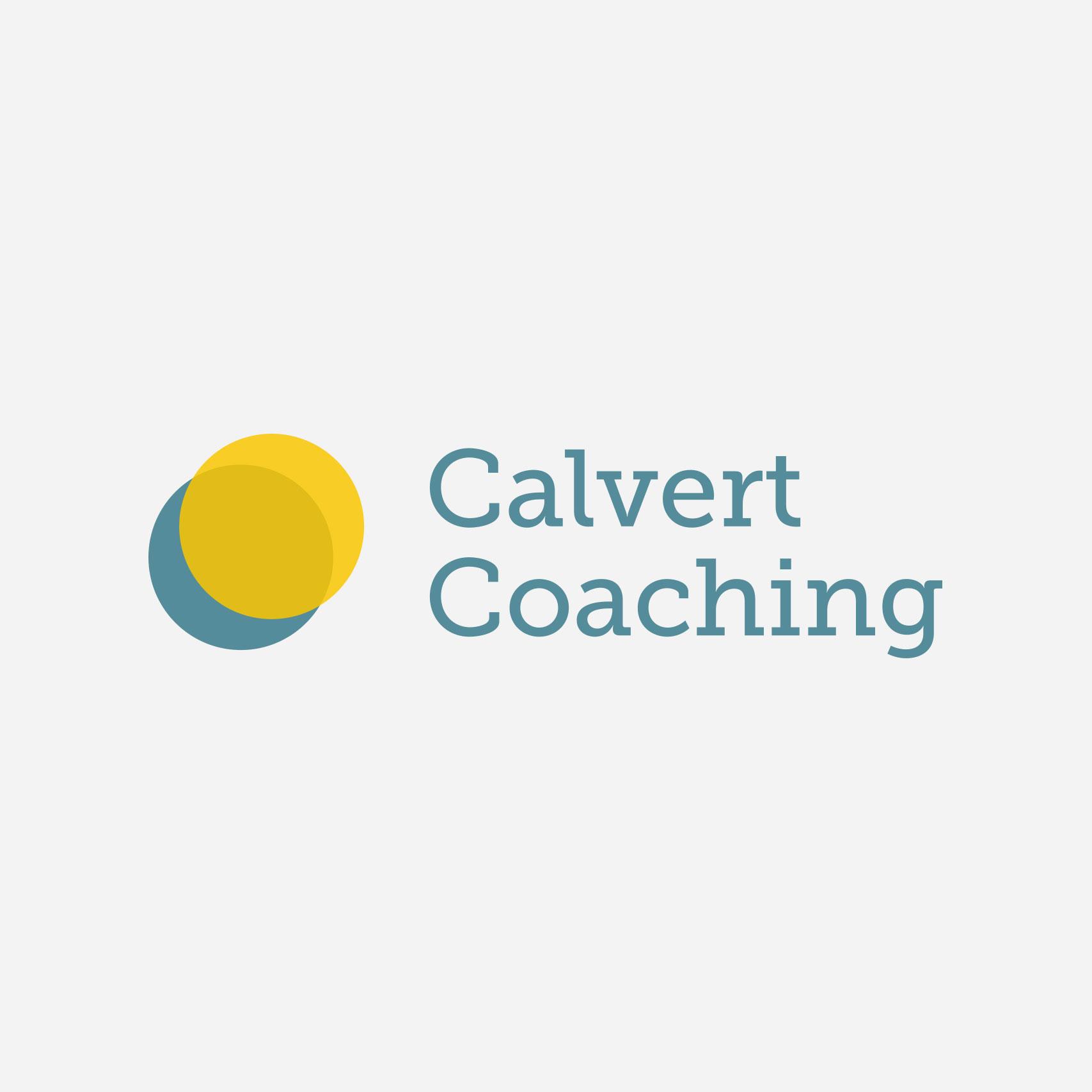 Small business logo design for Calvert Coaching London