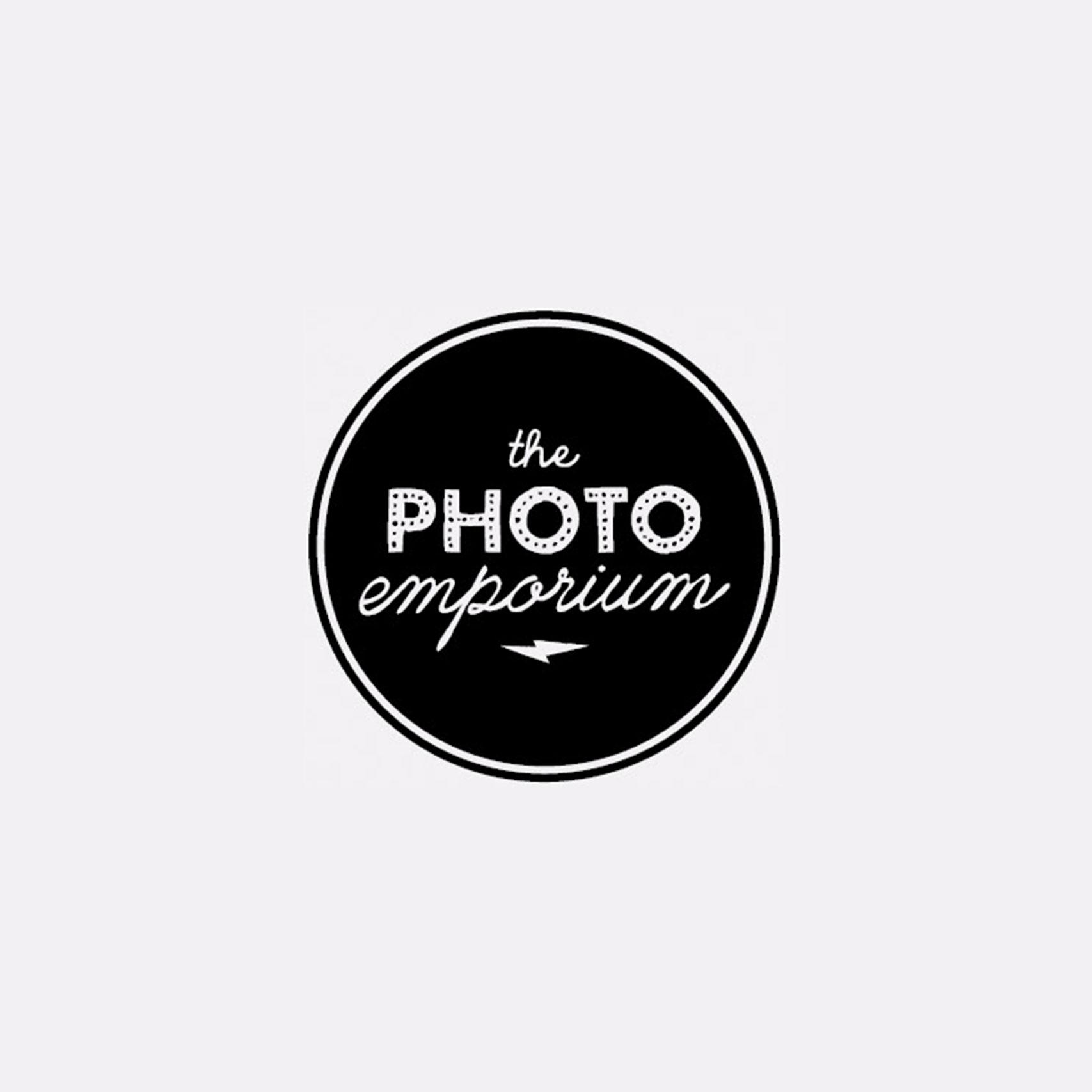 Affordable logo design for The Photo Emporium London
