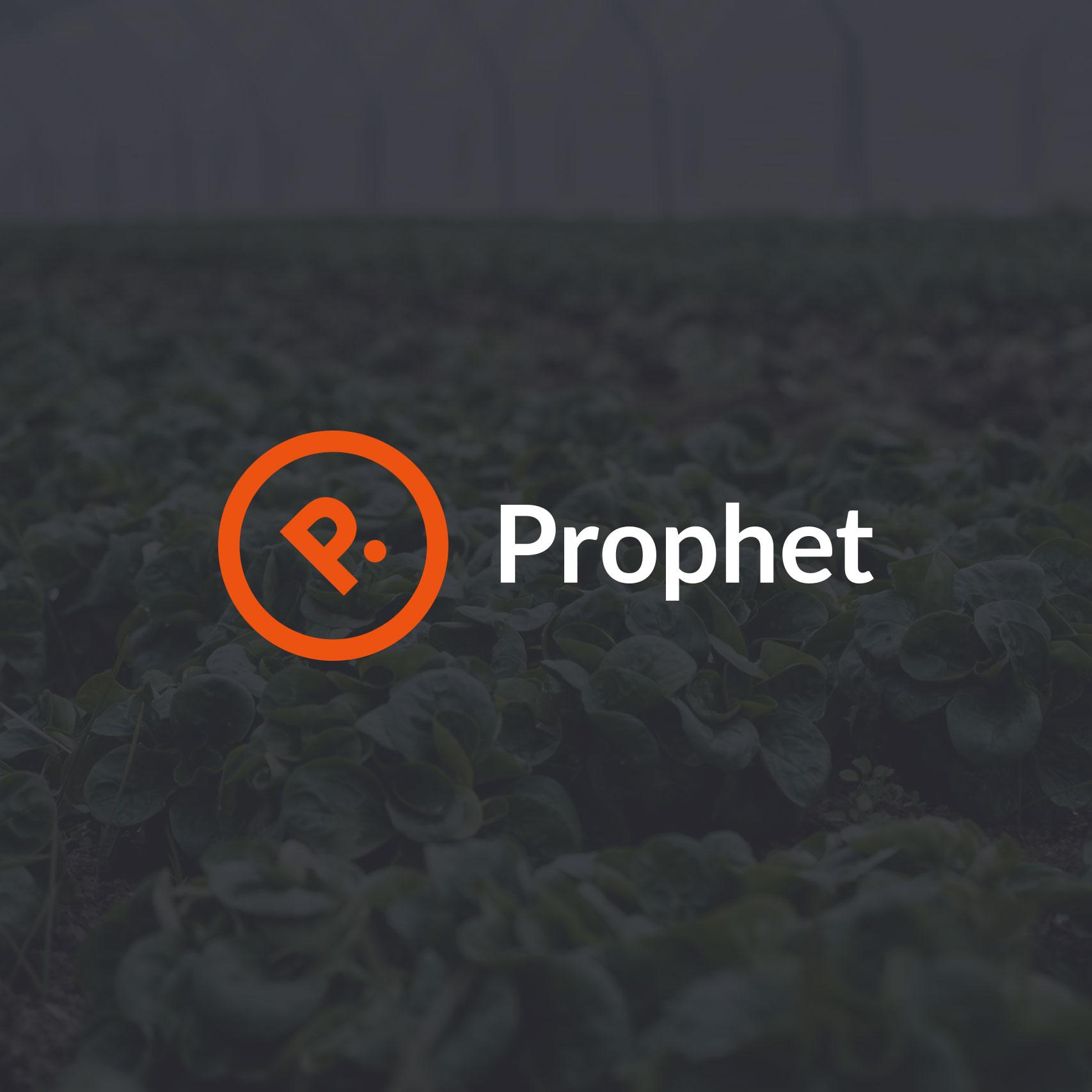 Creative logo design for Prophet London